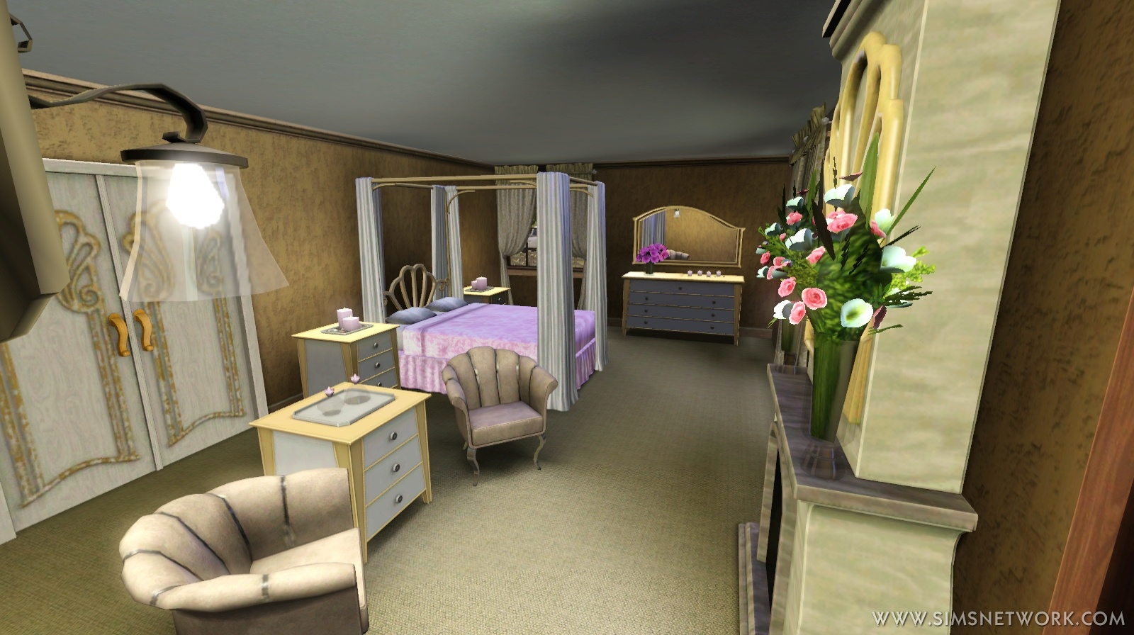 Badkamer » Sims 3 Badkamer Slaapkamer Accessoires - Galerij Foto\'s ...
