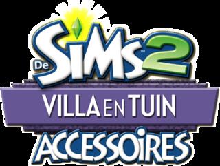De Sims 2: Villa & Tuin Accessoires logo