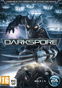 Darkspore box art packshot