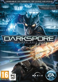 Darkspore (Limited Edition) box art packshot