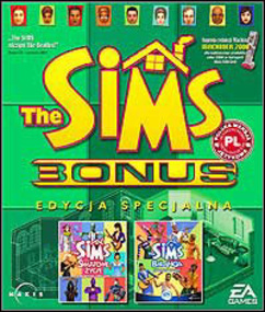 The Sims: Bonus (Edycja Specjalna) packshot box art