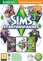 De Sims 3: Starterspakket packshot box art
