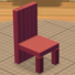 Red Designer Chair