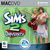 The Sims 2: University for Mac box art packshot jewel case