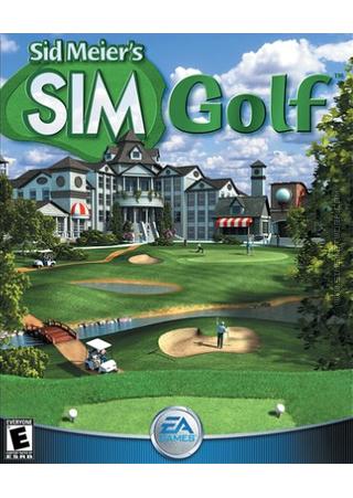 Sid Meier's SimGolf packshot box art
