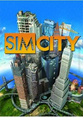 SimCity for mobile phones box art packshot