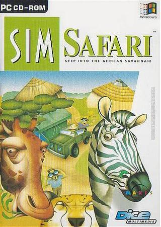 SimSafari Sim Safari packshot box art