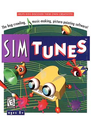 SimTunes Sim Tunes packshot box art