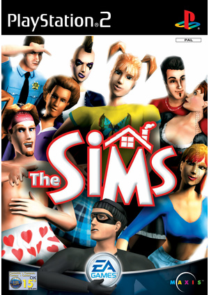 The Sims on PS2 NGC Xbox