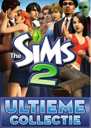De Sims 2: Ultieme Collectie packshot box art