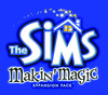 The Sims: Makin' Magic logo